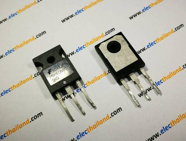 T204:60N60 600V/60A N-Channel IGBT