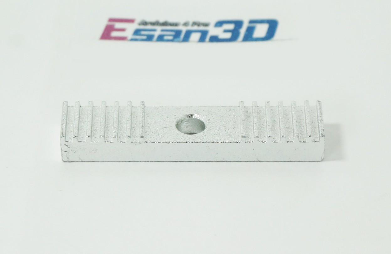 Aluminium fixing belt (GT2)