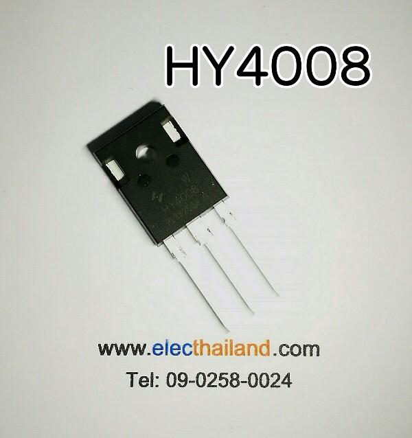 HY4008 N-MOSFET 200A 80V