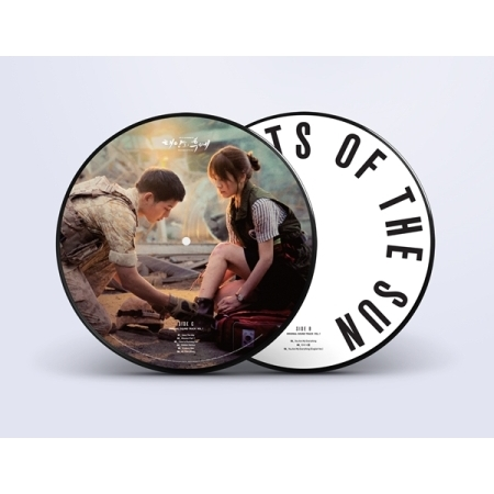 [PRE-ORDER] Descendants of The Sun OST. Vol. 1 (LP Album - 2 Disc)