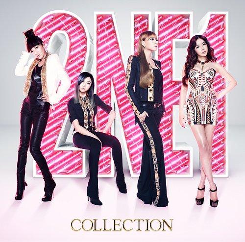 "[PRE-ORDER] 2NE1 - Japan Album ""Collection"" (CD)"