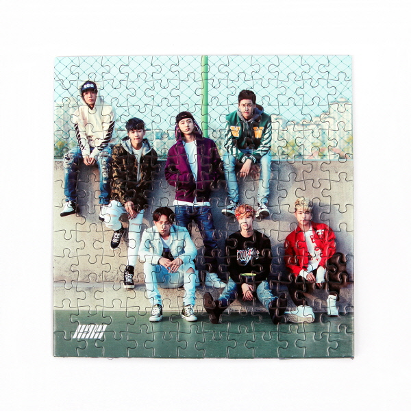 "[PRE-ORDER] iKON - DEBUT CONCERT [SHOW TIME] ""PUZZLE"" (144 ชิ้น)"