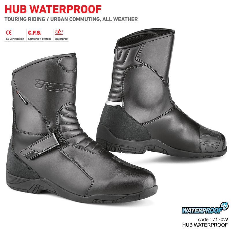 TCX HUB Waterproof