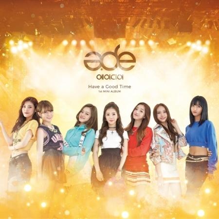 """[PRE-ORDER] A.DE - 1st Mini Album """"HAVE A GOOD TIME"""""""
