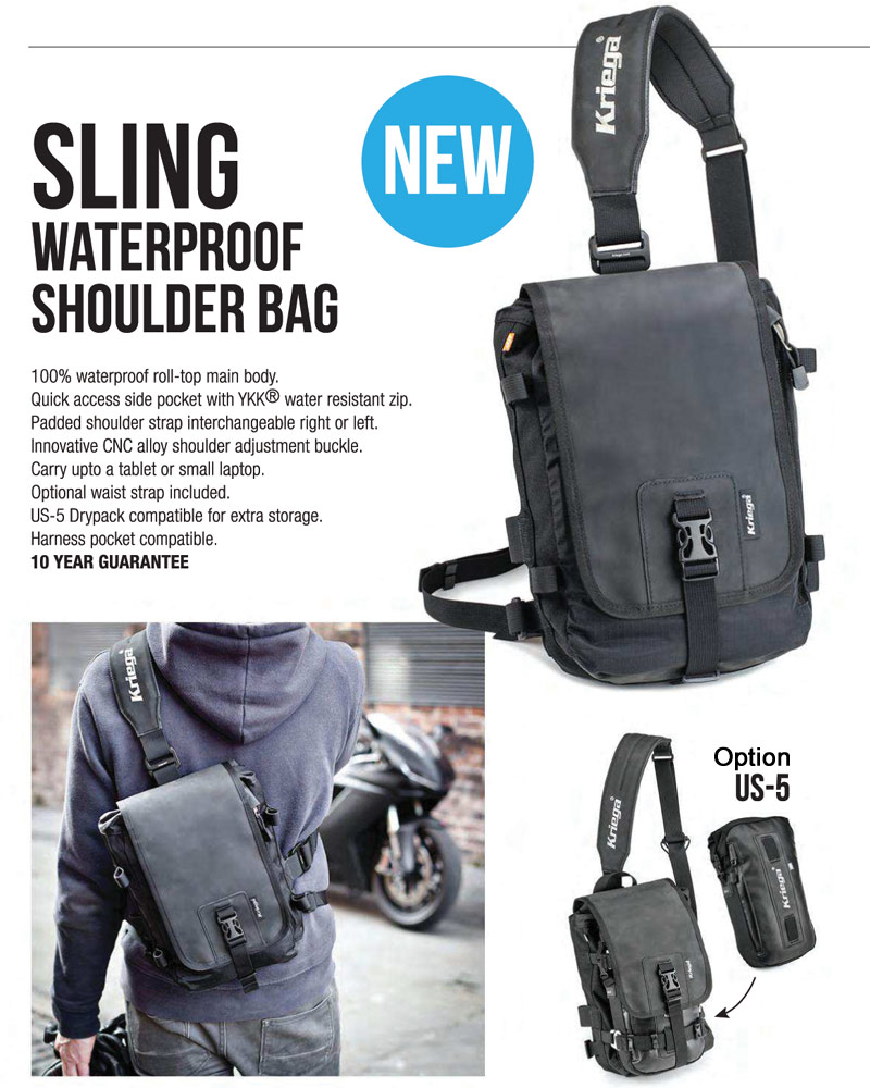 Kriega SLING Waterproof SHOULDER BAG