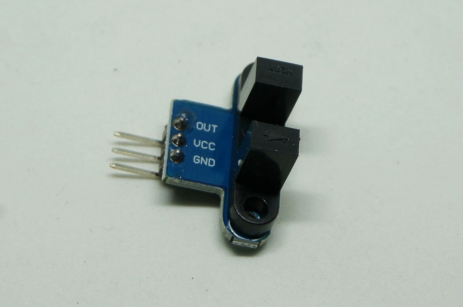 IR infrared slotted speed sensor