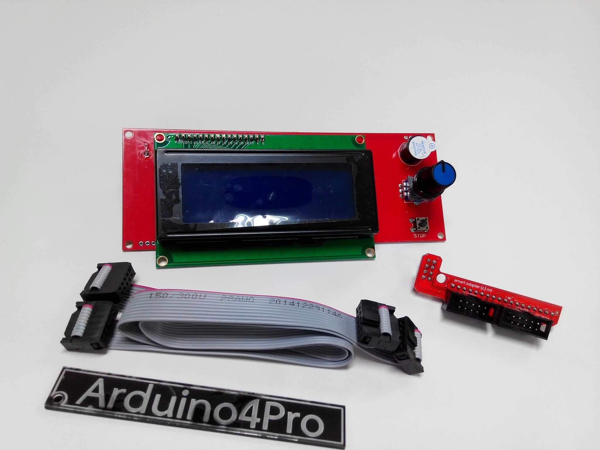 LCD Display 2004 for 3D Printer