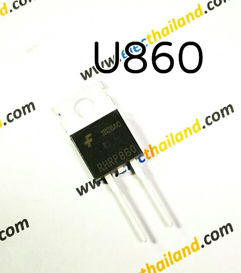 T103:MUR860 Fast Diode 8A/600V