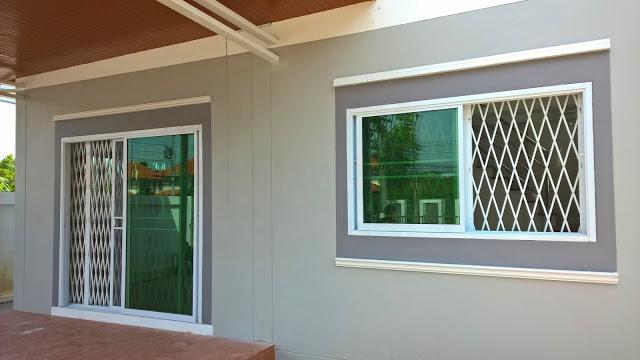 ประตู-หน้าต่างเหล็กดัดยืด-พับเก็บได้