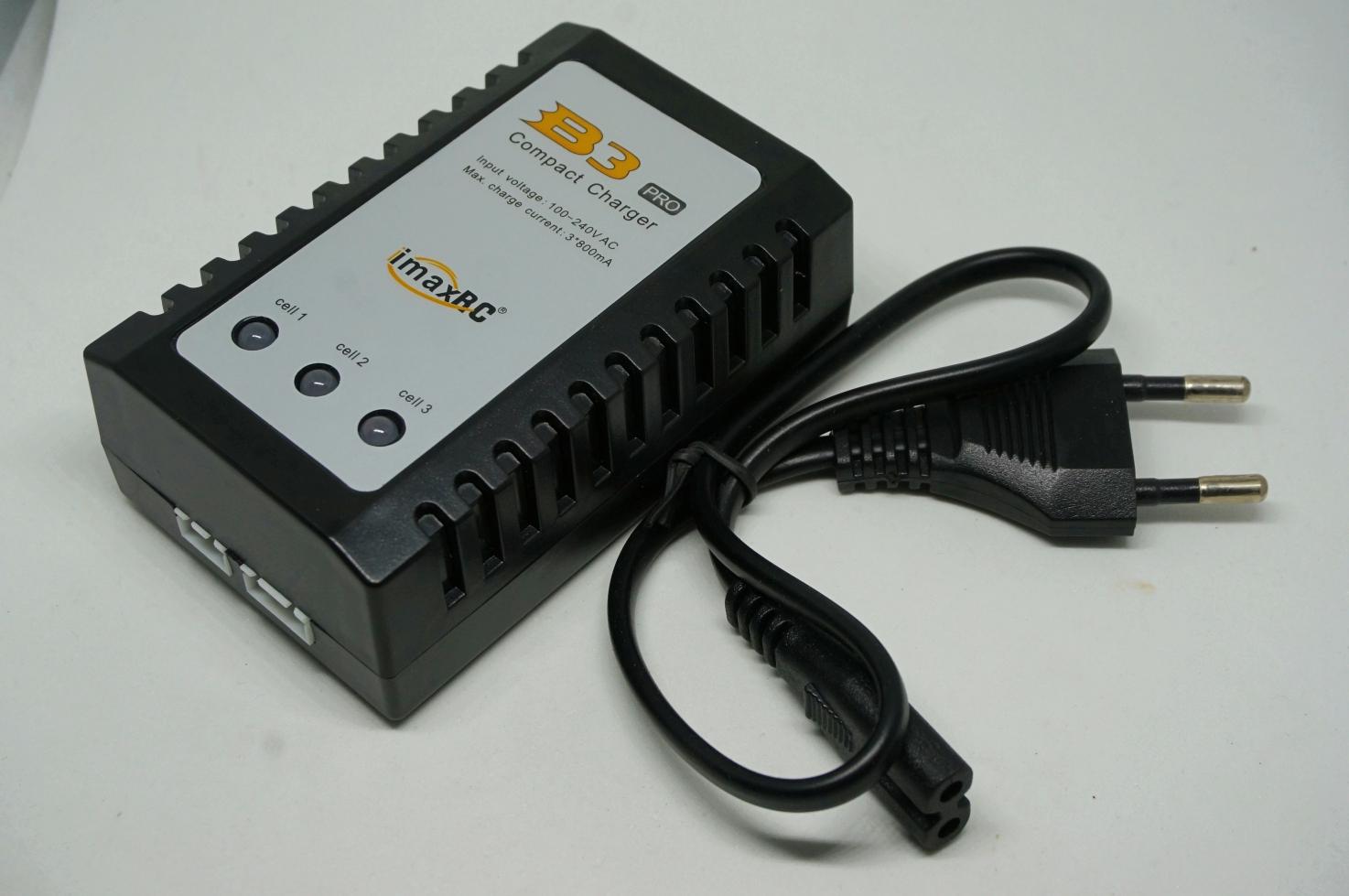 iMax B3 Lithium LiPo Charger (7.4/11.1V)