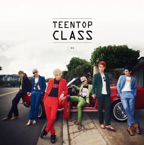 "[PRE-ORDER] 틴탑 (TEENTOP) - 4th Mini album ""Teen Top Class"""