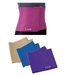 แผ่นกระชับเอว (Leena Waist Trimmer) สำหรับลดหน้าท้อง และเอวโดยเฉพาะ ช่วยเร่งสลายไขมันส่วนเกิน