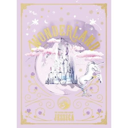 "[PRE-ORDER] JESSICA - 2nd Mini Album ""WONDERLAND"""