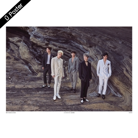 """[PRE-ORDER] SECHSKIES - The 20th Anniversary Exhibition """"POSTER SET"""""""