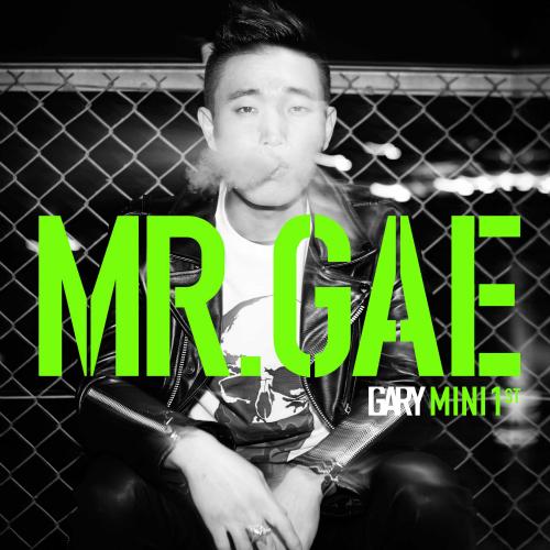 "[PRE-ORDER] GARY - 1th Mini Album ""MR.GAE"""