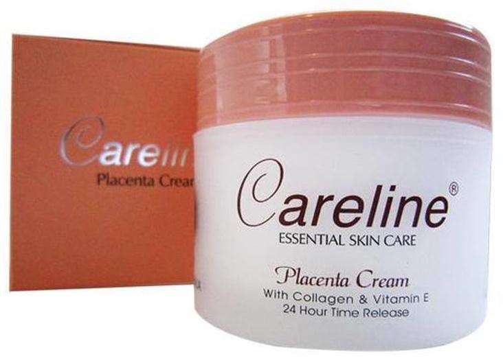 ศูนย์จำหน่าย Careline Placenta Cream 3 in 1 ครีมรกแกะผสมคอลลาเจนและวิตตามินอี จากประเทศออสเตรเลีย