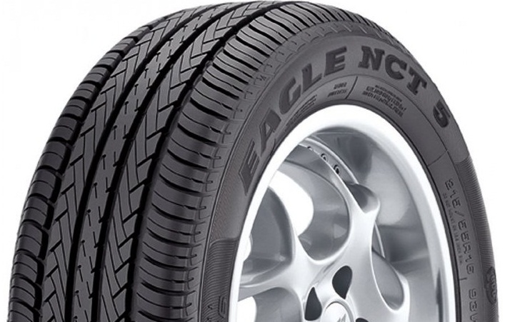 Goodyear Eagle NCT5 ขนาด 205/55R16