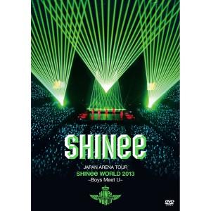 "[PRE-ORDER] SHINee - JAPAN ARENA TOUR SHINEE WORLD 2013 ""Boys Meet U"" (2 DISC)"