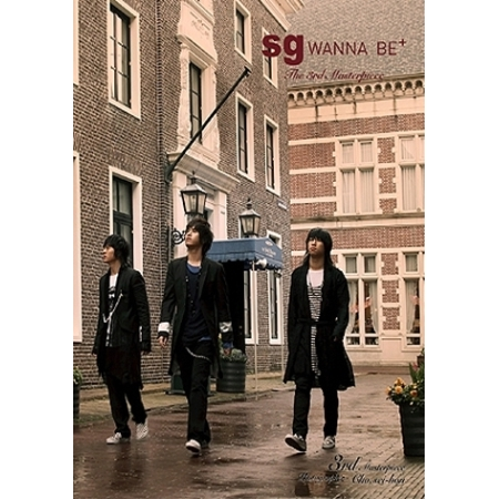 "[PRE-ORDER] SG WANNA BE - 3rd Album ""MASTERPIECE"""
