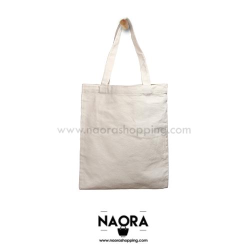 กระเป๋าสะพายแคนวาส Size. L