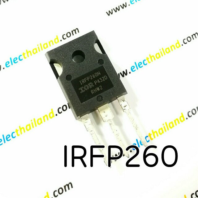 T123: IRFP260 N Channel Mosfet 200V 50A
