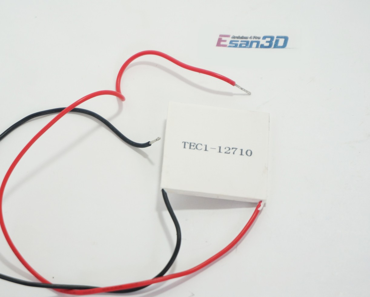 Thermoelectric Cooler Peltier 12710 (12V, 10A)