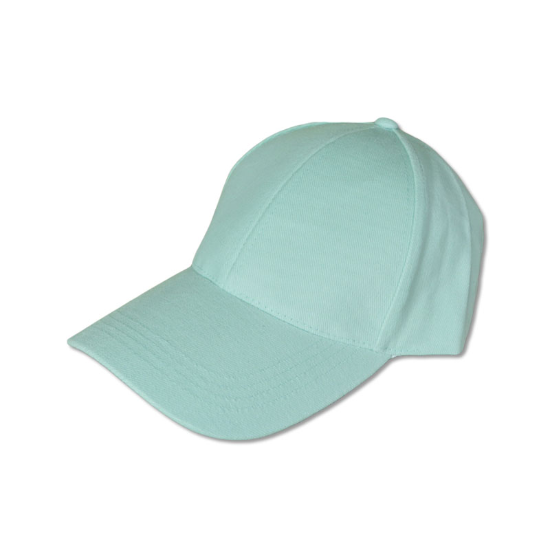 หมวกแก๊ปเปล่า สีพื้น สีเขียวมิ้นท์ by Season Tales