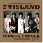 [PRE-ORDER] FTISLAND - Cross & Change