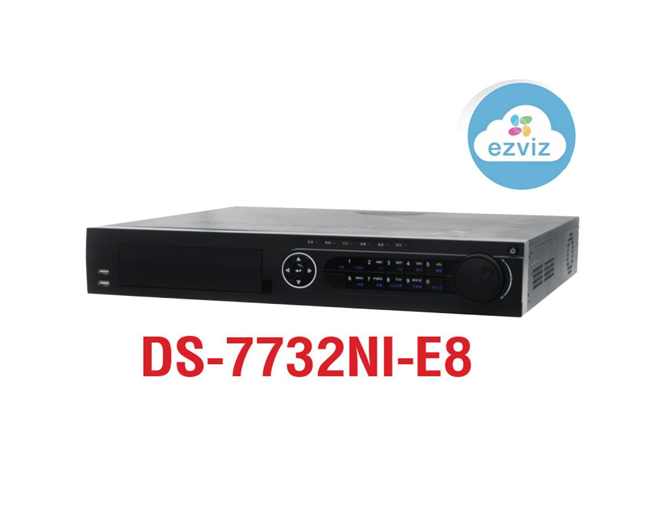 ็HIKVISION NVR DS-7732NI-E8