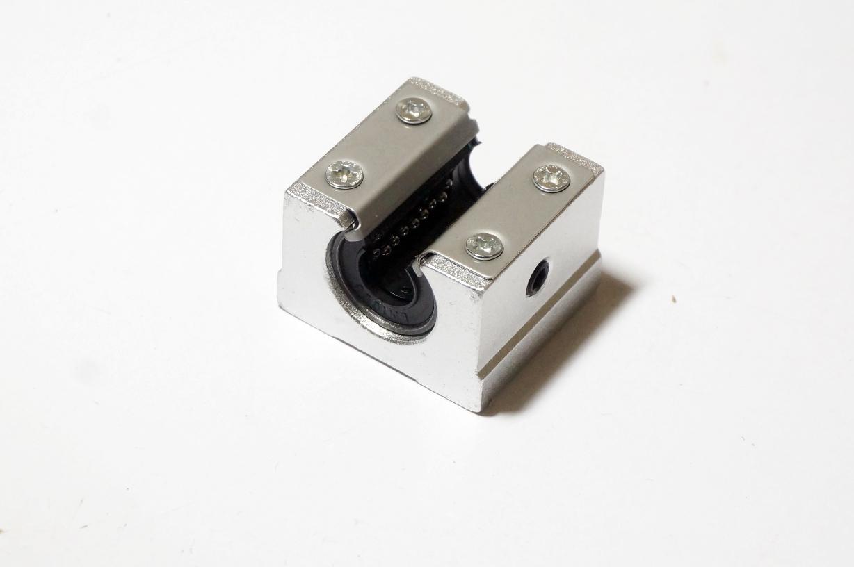 SBR10UU aluminum block