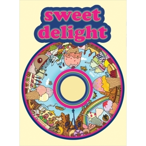 "[PRE-ORDER] Jessica - Single Album ""SWEET DELIGHT"""