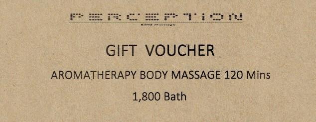 Aromatheraphy Body Massage 120 mins