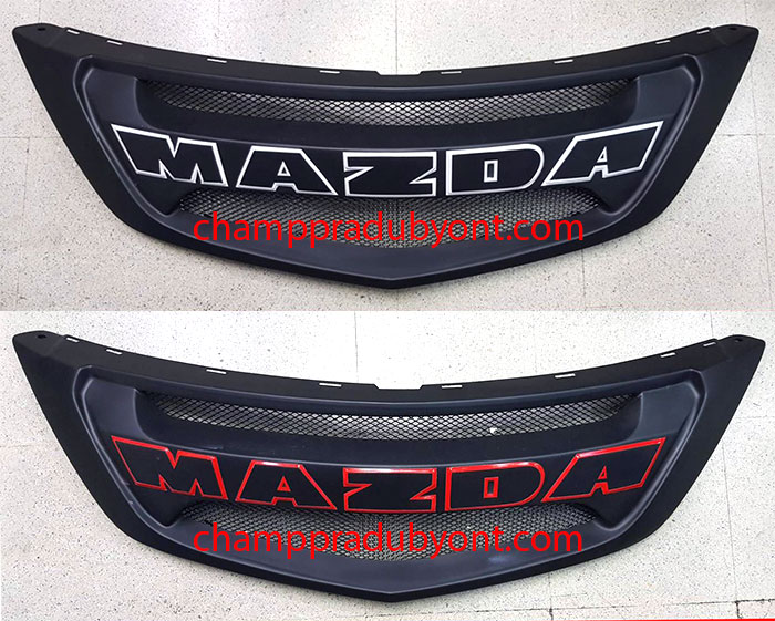 กระจังหน้า MAZDA BT-50 PRO 2012-2017 โลโก้ MAZDA (V.2)