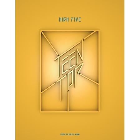 "[PRE-ORDER] TEEN TOP - 2nd Album ""HIGH FIVE"" (Offstage Ver.)"