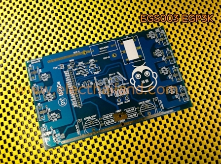 E180: EGS003 EGP3K Pure sine wave inverter power board