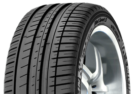 Michelin Pilot Sport3 ขนาด 205/50R17