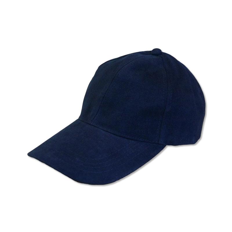 หมวกแก๊ปเปล่า สีพื้น สีน้ำเงินกรมท่า by Season Tales