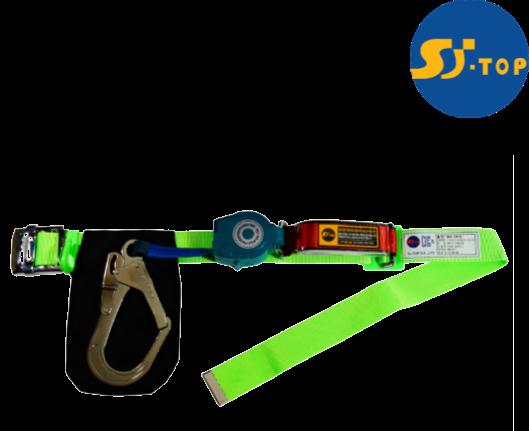 เข็มขัดนิรภัย Safety Belt SS-TOP Slide Buckle Steel Hook