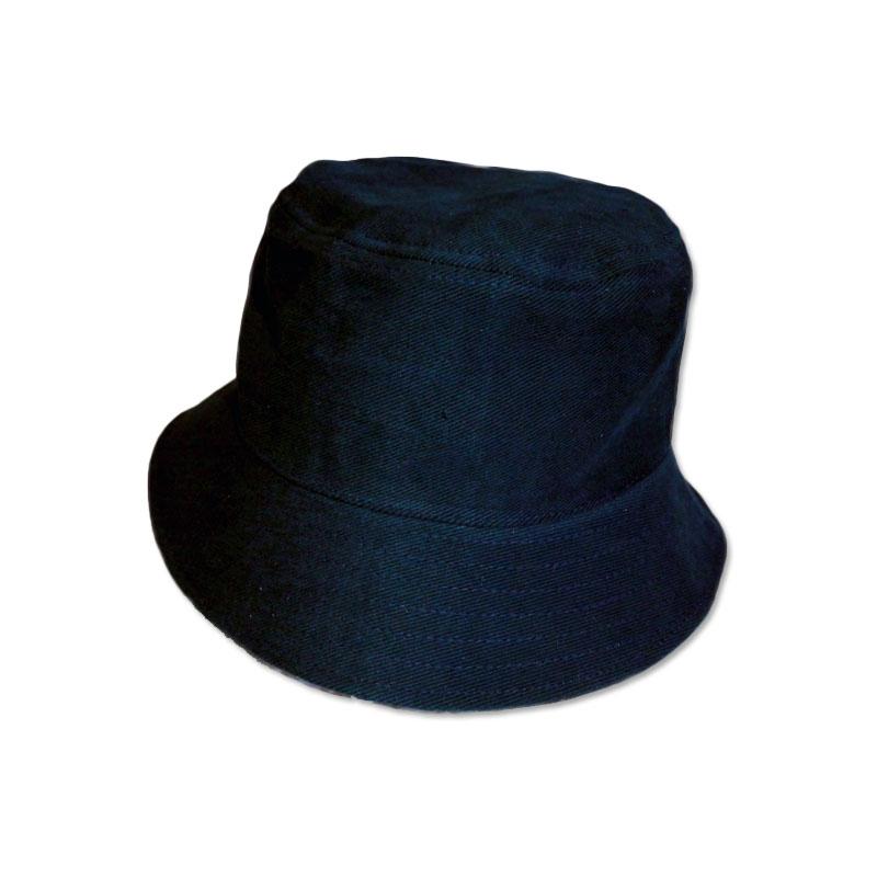 หมวก Bucket หมวกปีกรอบ (สีกรมท่า) บักเก็ต สีพื้น by Season Tales