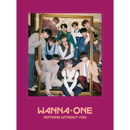 "[PRE-ORDER] WANNA ONE - To Be One Prequel Repackage ""1-1=0 (NOTHING WITHOUT YOU)"" (ONE Ver.)"