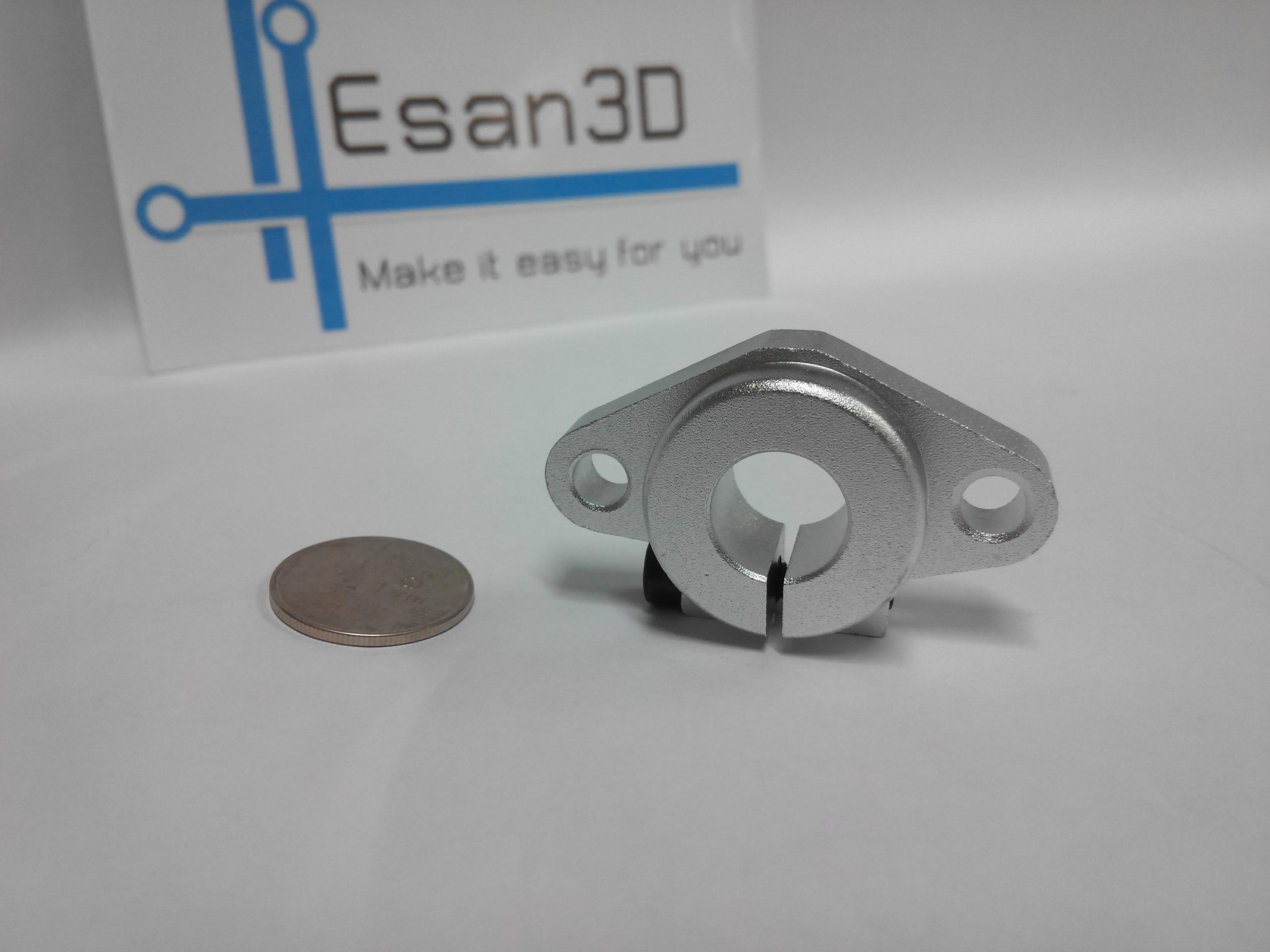 Linear bearing shaft support 12mm (SHF12)