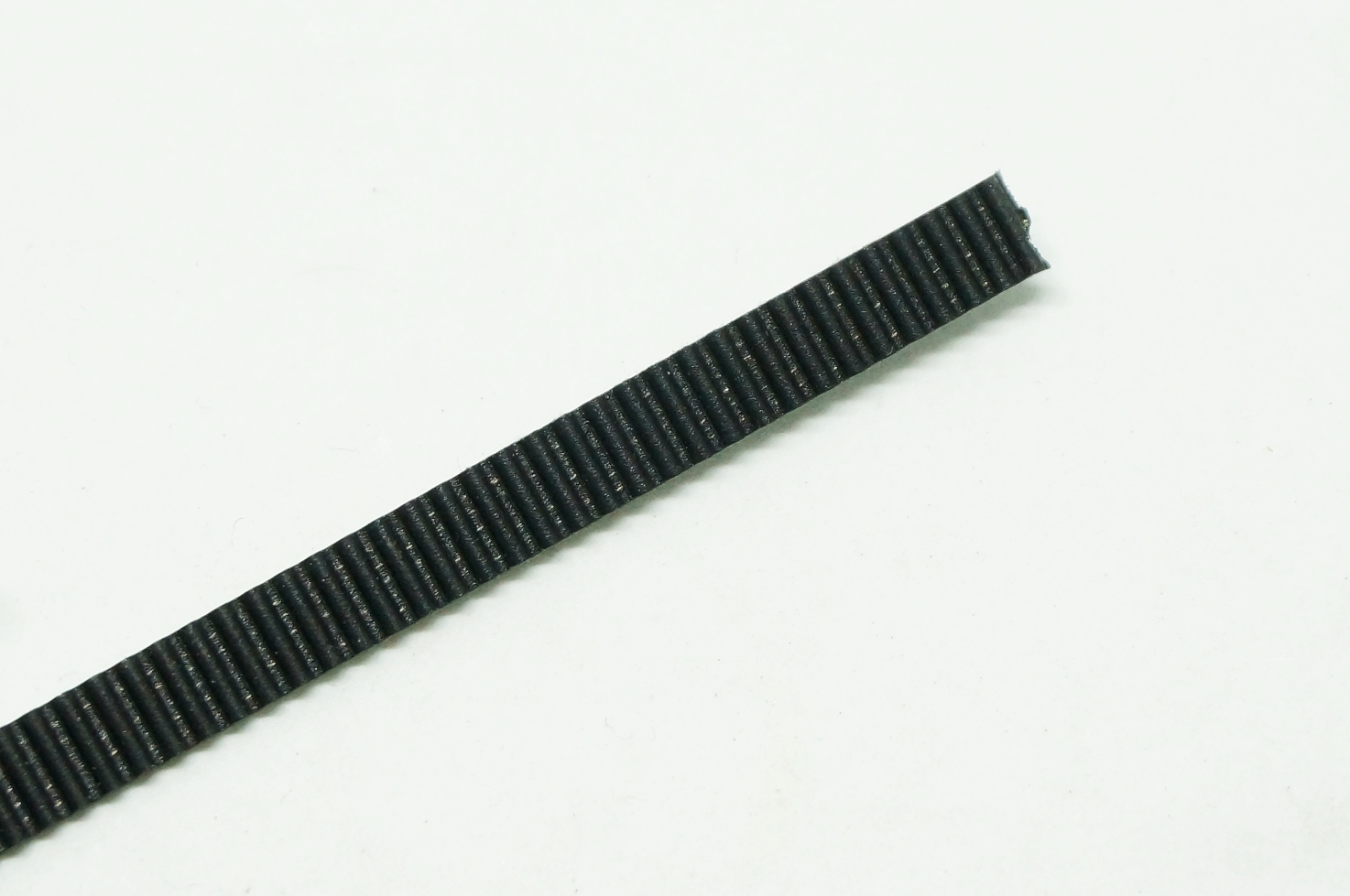 Steel core timing belt width 6mm สีดำ (เมตรละ 75 บาท)