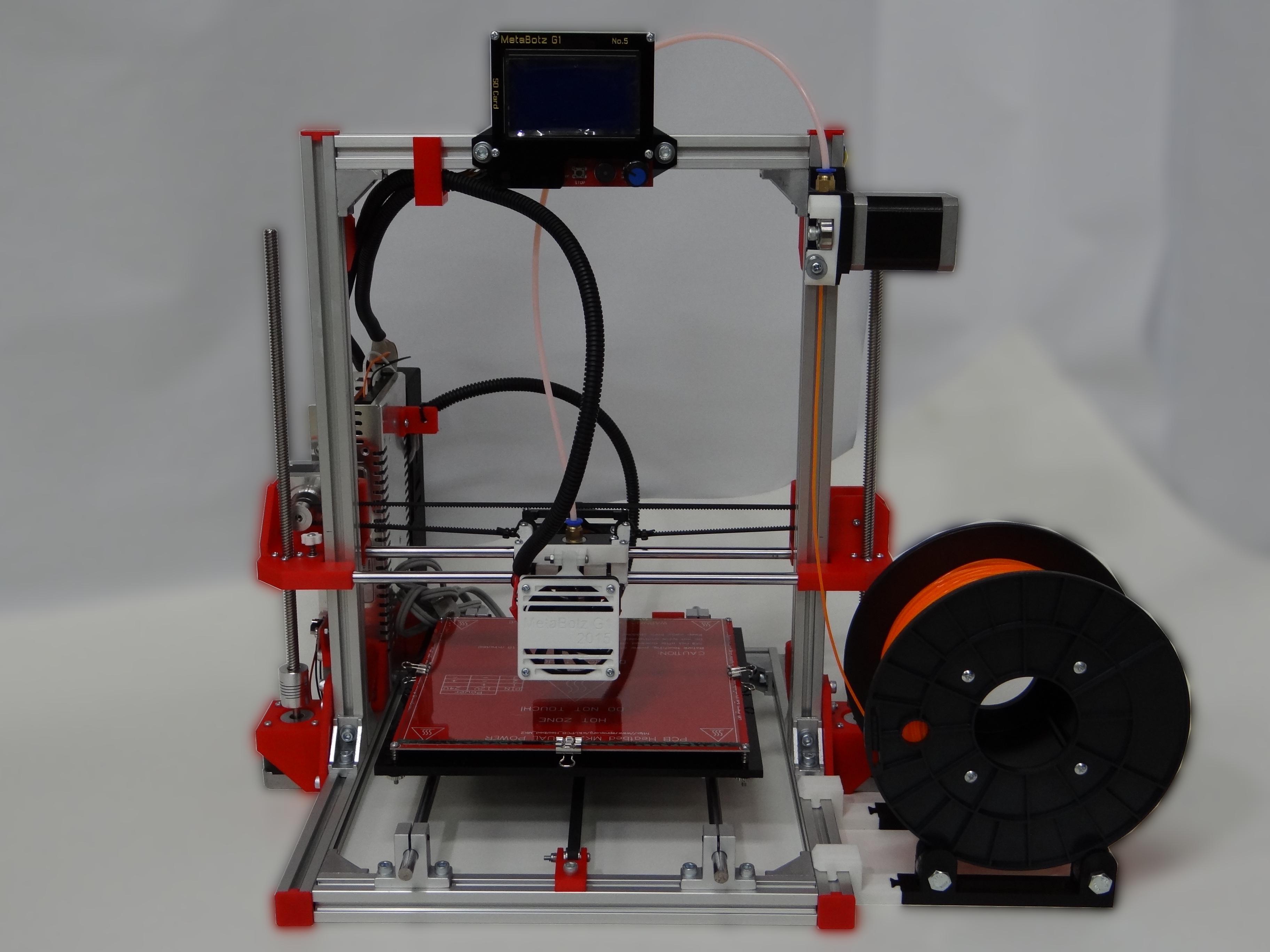 """เครื่องพิมพ์สามมิติ 3D printer """"MetaBotz G1"""" รับประกัน 7 วัน"""