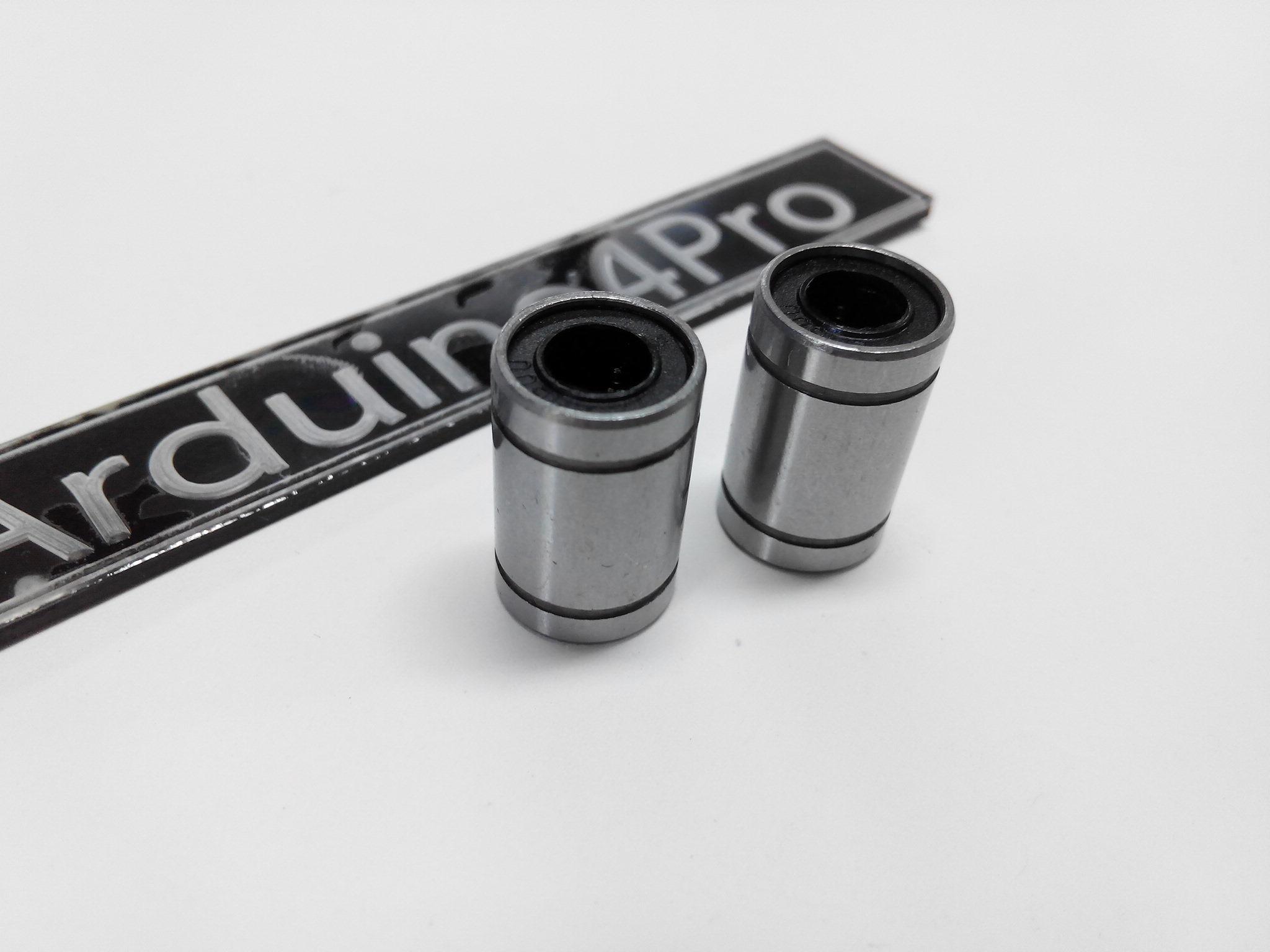 6mm Linear Ball Bearing (6x12x19mm/ตัวสั้น)