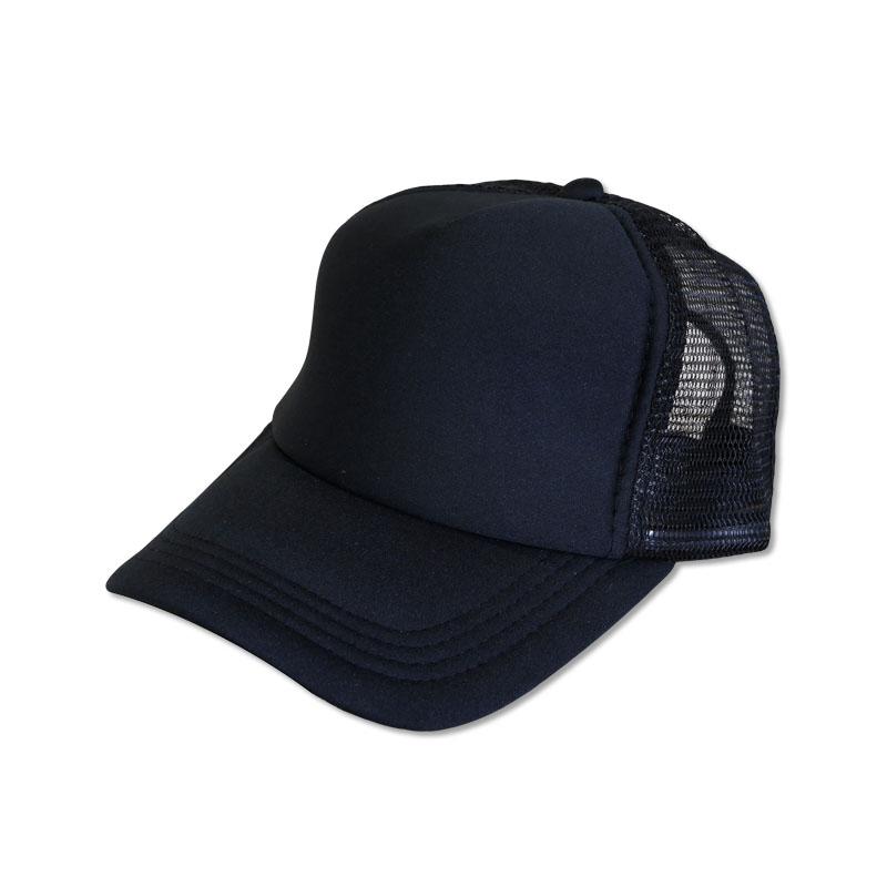 หมวกแก๊ปตาข่าย สีดำ by Season Tales
