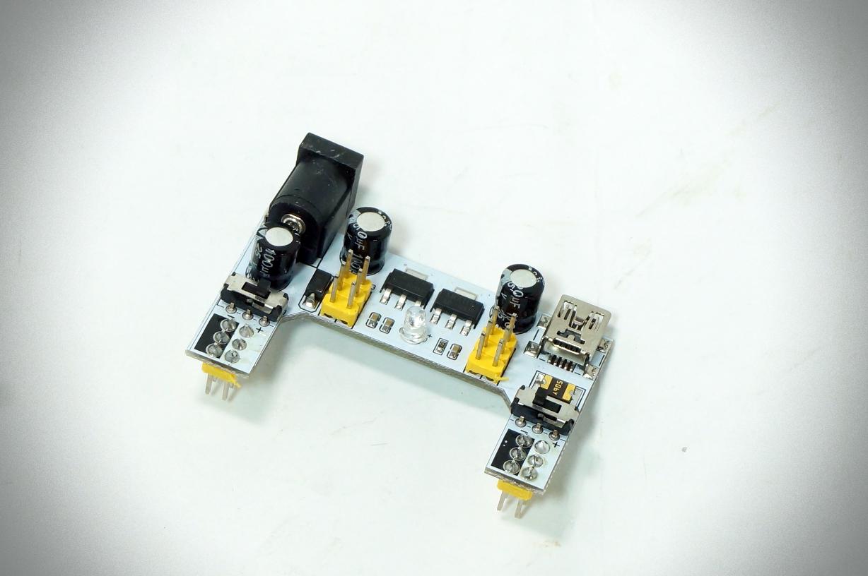 MB102 Micro USB Breadboard Power Supply 3.3,5V