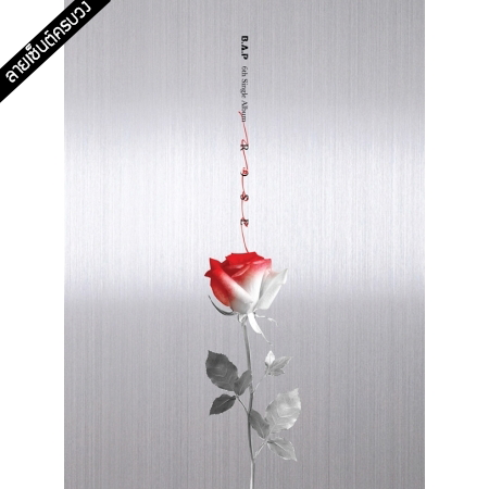 "[PRE-ORDER] {อัลบั้มไซน์ทั้งวง} B.A.P 6th Single Album ""ROSE"" (A Ver.)"