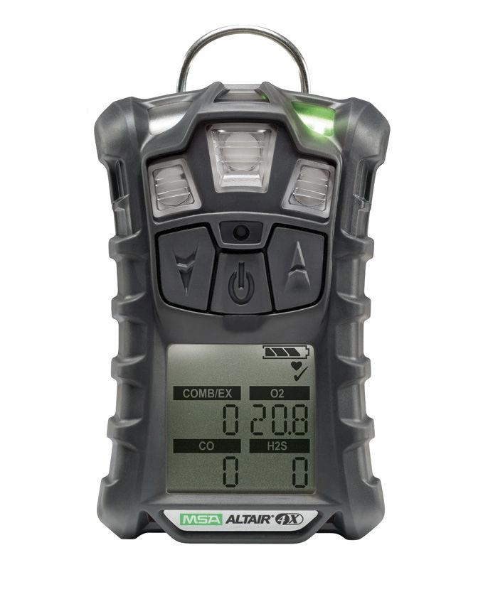 เครื่องตรวจวัดแก๊ส MSA ALTAIR 4X Multi Gas Detector