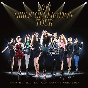 [PRE-ORDER] Girls' Generation - 2011 Girls' Generation Tour (2CD)
