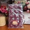 เทียนหอม ทีไลท์ กลิ่น แบล็กเบอร์รี่พาย (Blackberry Rhubarb Strudel) 15 ชิ้น ต่อแพ็ค